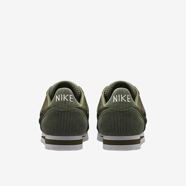 82b59d88872e Nike Classic Cortez SP. Corduroy. Medium Olive