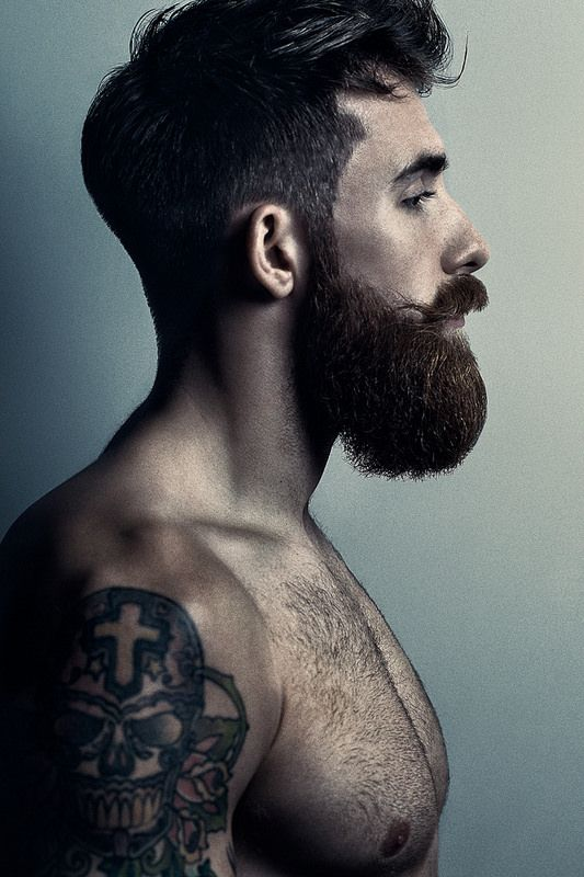 how to get a full beard