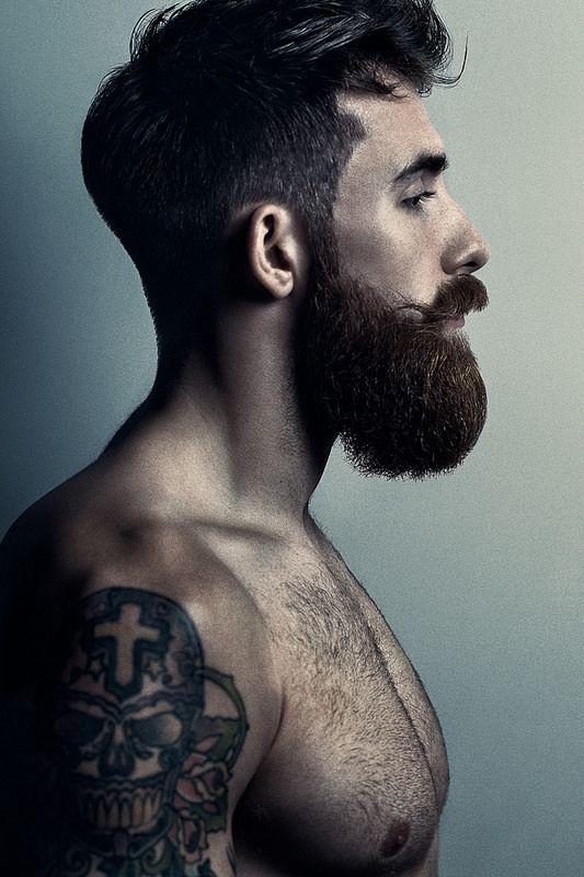 Incredible 10 Cool Full Beard Styles Short Hairstyles Gunalazisus
