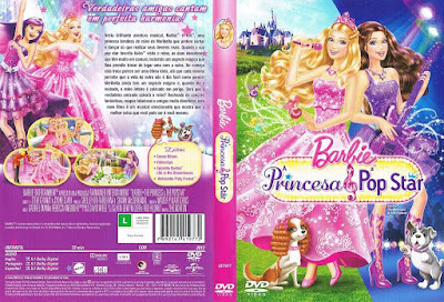 Barbie a Princesa e a Pop Star