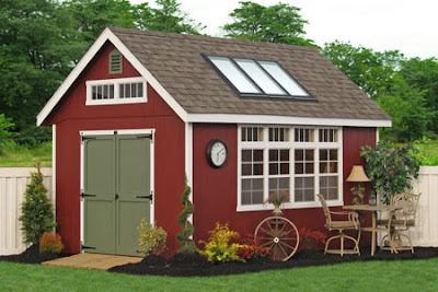 buy a potting shed in pa