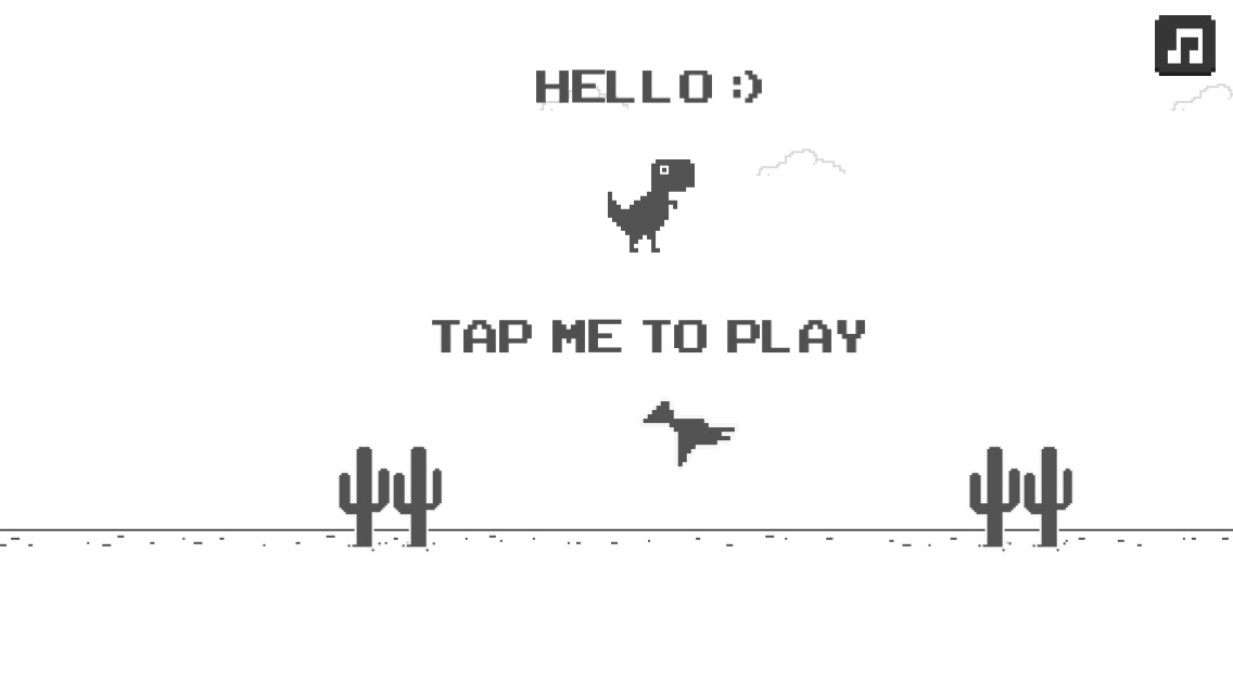 Tutorial To Play TRex Game on Google Chrome Offline