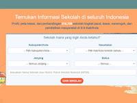 Temukan Informasi Sekolah di seluruh Indonesia