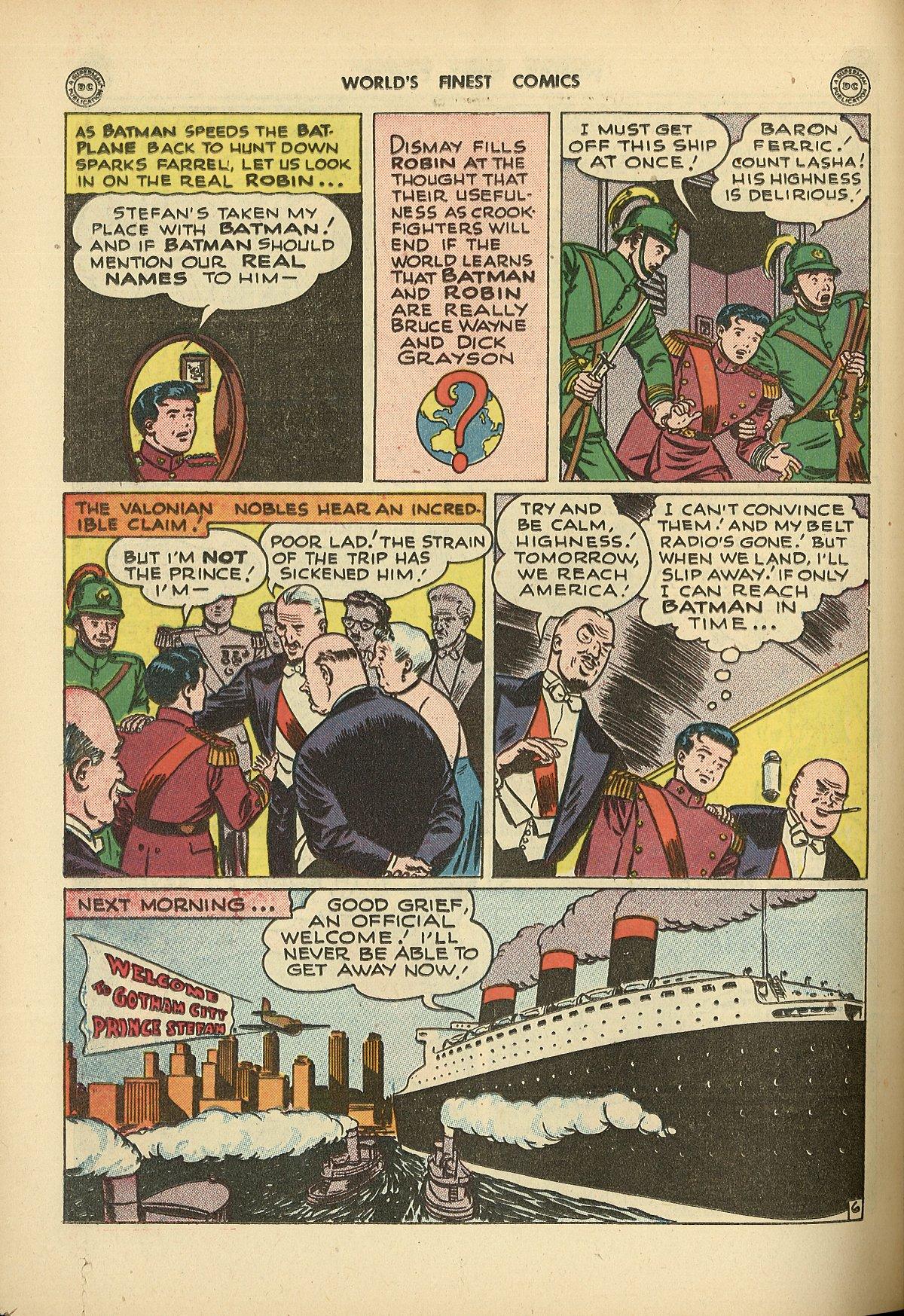 Read online World's Finest Comics comic -  Issue #26 - 66