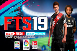 FTS 19 Mod FIFA 19 Update Transfer