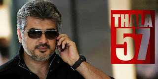 Ajith's Thala 57 Tamil Movie Mp3 Songs Free Download