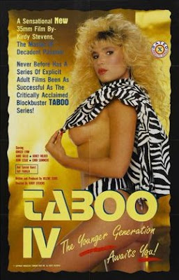 Taboo IV The Younger Generation 1985 English 480p BRRip 300MB