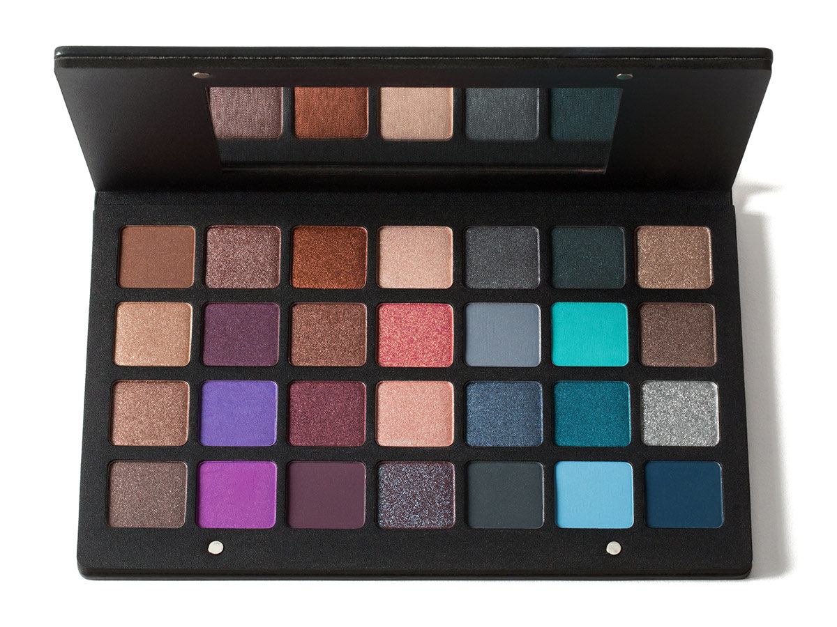 The Fancy Face February 2016 Viseart 06 Paris Nudes This Pro Quality Palette Features 28 Pans Of Ultra Pigmented Eye Color In A Variety Unique Finishes Breakthrough Formula Glides Smoothly Across Lids
