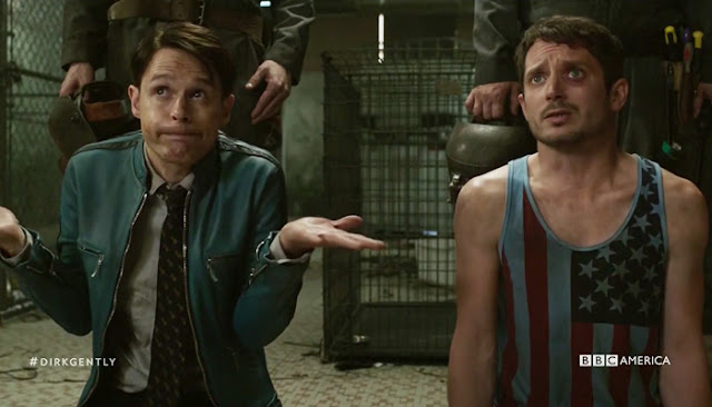 dirk gently 1x06 dirk todd - Review: Dirk Gently's Holistic Detective Agency