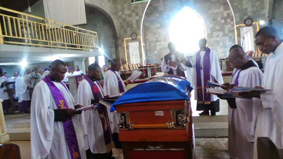 NSE Founding President Engr. Chief Aiwerioba Goes Home (May His Soul Rest in Peace)