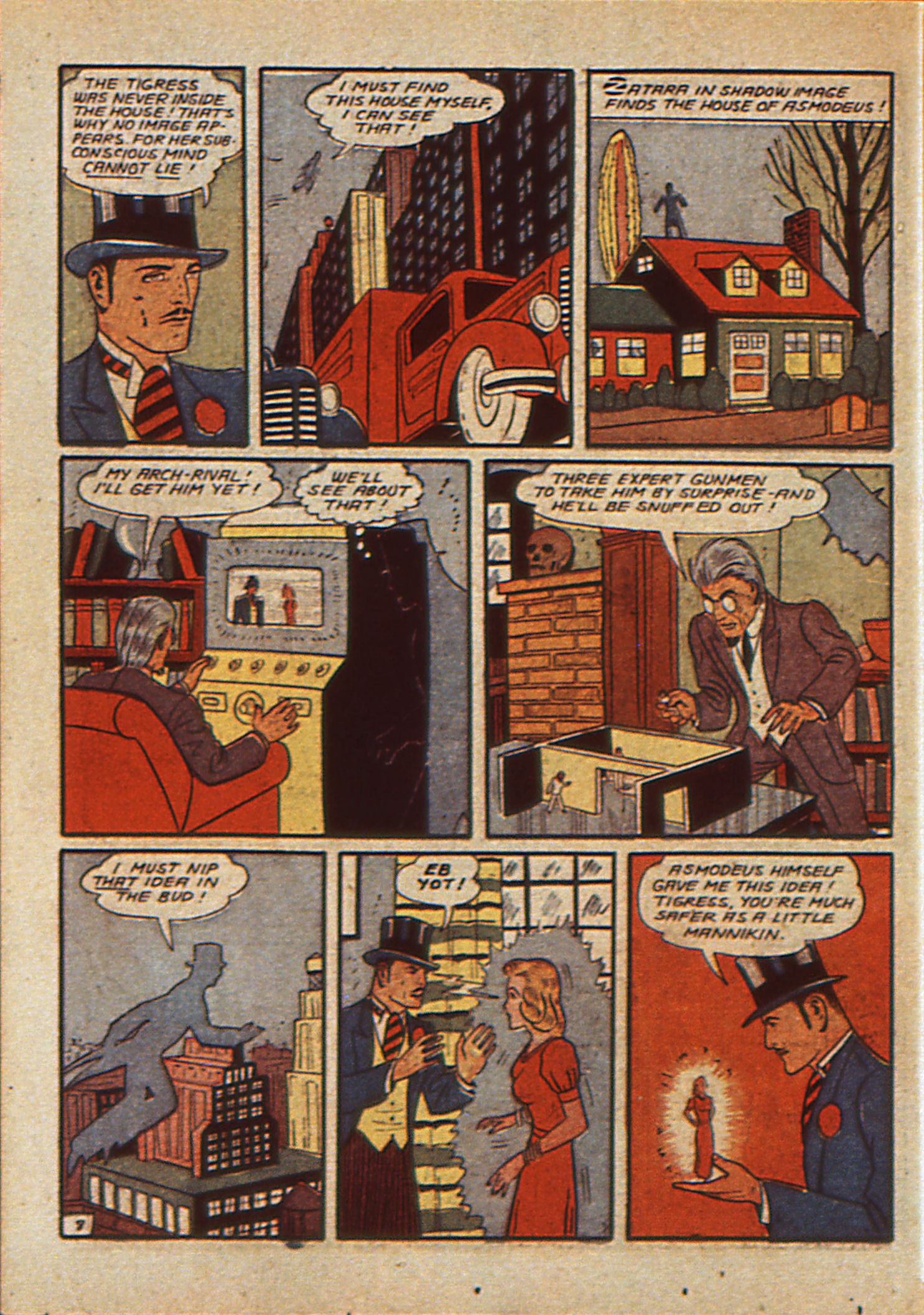 Read online Action Comics (1938) comic -  Issue #25 - 62