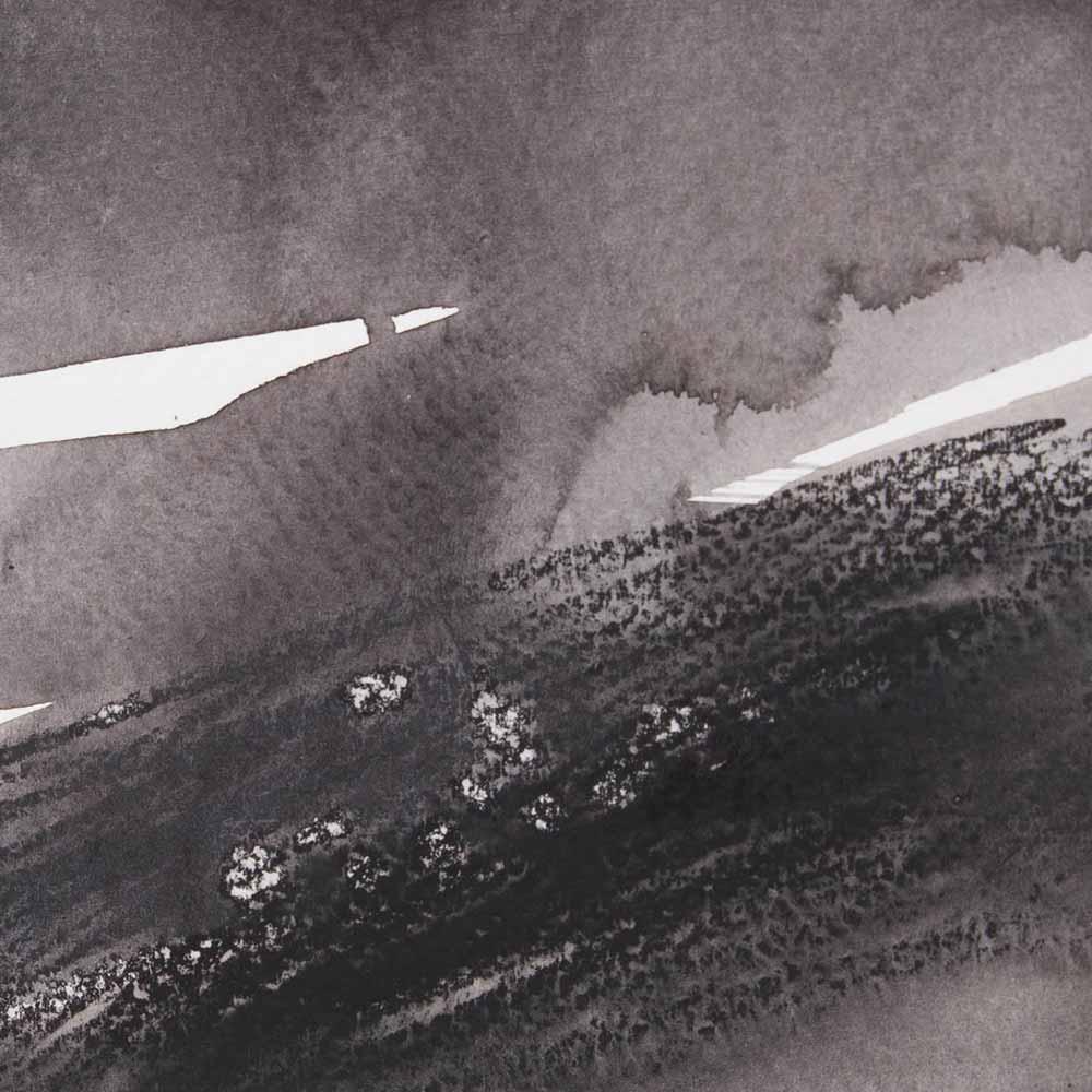 10 x 10 cm aquarelle et crayons sur papier, 20 juin 14