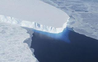Nasa alerta desprendimiento de iceberg del doble del tamaño de Nueva York.