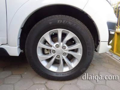 Roda Depan Daihatsu Terios R-Adventure