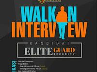 lowongan Kerja Kandidat ELITE Guard Security