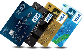 Iklan kartu Kredit