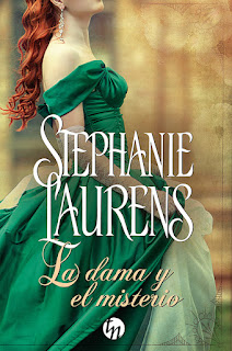 La dama y el misterio de Stephanie Laurens