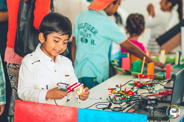 curso taller de robótica educativa para niños y niñas de tres 6 y 7 años en arequipa perú