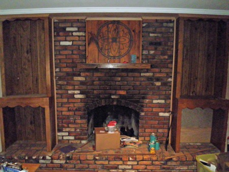 Fireplace Decorating: The Romantic Fireplace