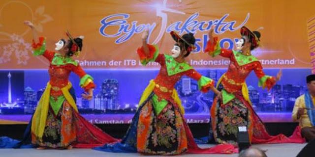 Penjelasan Tari Topeng Betawi Tarian Tradisional Dari Jakarta Lengkap
