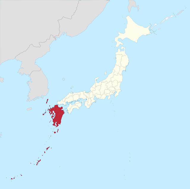 خريطة اليابان Japan Map