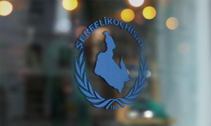 Ankara Şereflikoçhisar Belediyesi Vektörel Logosu