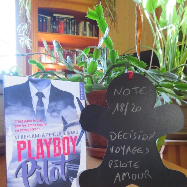 Playboy pilot de Vi Keeland et Penelope Ward