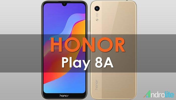 Harga Honor Play 8A dan Spesifikasi Lengkap