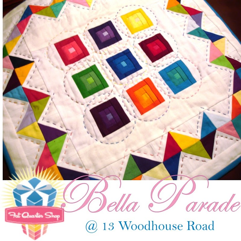 Bella Parade Quilt Along Post # 1