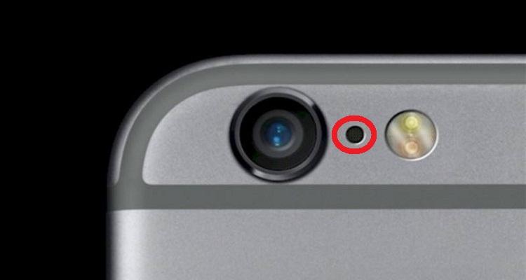 ما هو سر النقطة السوداء على هواتفنا الذكية