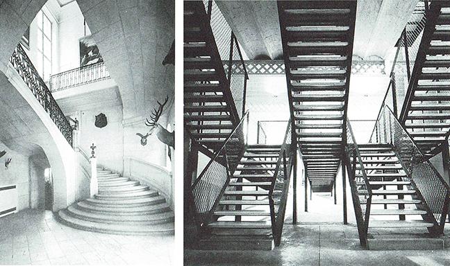 P Rrafos De Arquitectura Escaleras Y Desembarcos