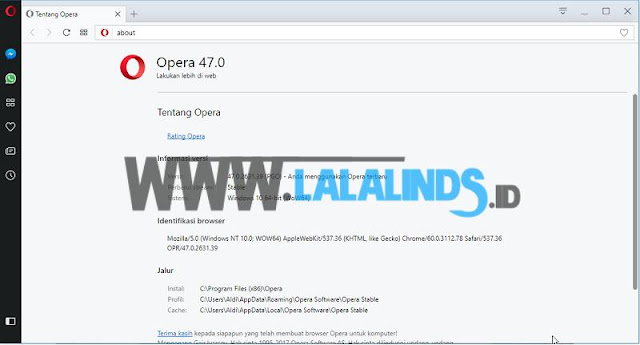 Download Opera Terbaru Offline Installer