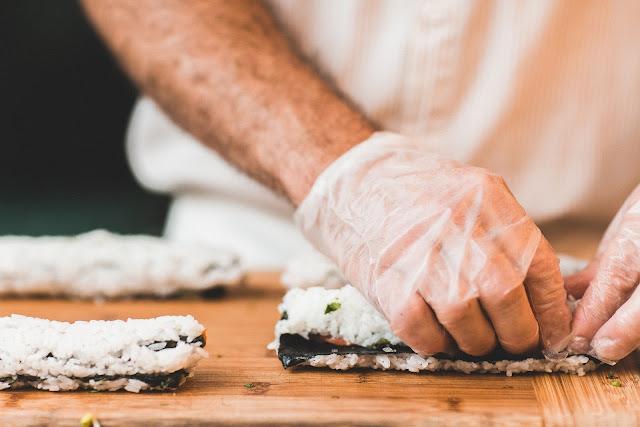O najlepszym sushi w mieście!