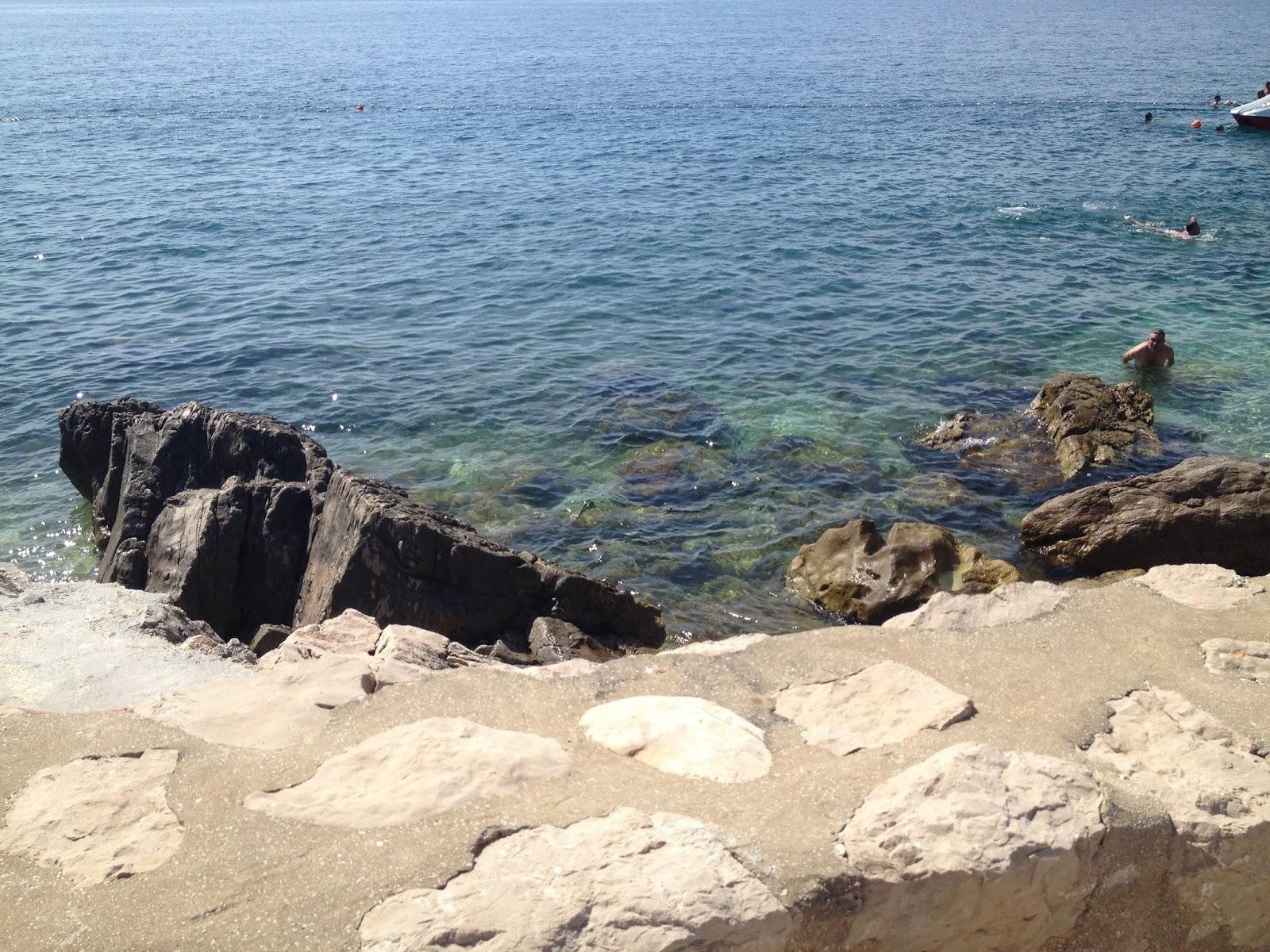 Picture of scenery in Dubrovnik, Croatia