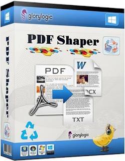 تحميل, برنامج, PDF ,Shaper, لتحويل, ملفات, PDF