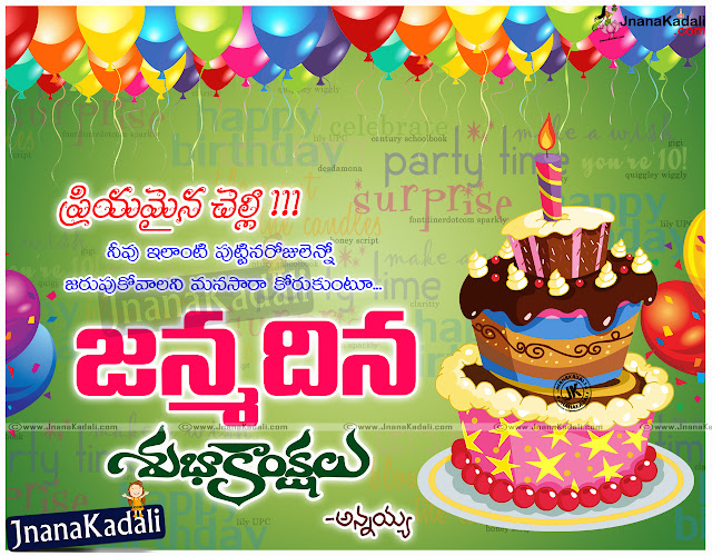 Telugu Excellent Good Birthday Quotes for Best Friends,Birthday Telugu Quotations for Girl Friend, Telugu New Birthday Messages and Good thoughts Online, TOp Telugu Birthday Messages online,Birthday New 2015 Quotes in Telugu, Whatsapp Telugu Birthday Quotes images, Top Telugu Birthday Photos for Lovers, Romantic Night Telugu quotes images, Top Telugu Birthday Images and Messages.
