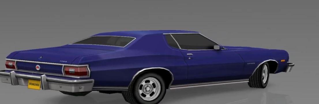 Ford Gran Torino Sport 1975
