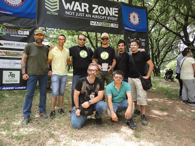 WarZone 5 The Green Zone - May 12,13,14 - 2017