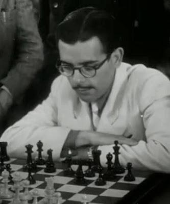 El ajedrecista español Antonio Ángel Medina García