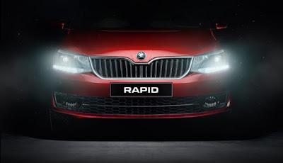 2017 Skoda Rapid Monte Carlo cars