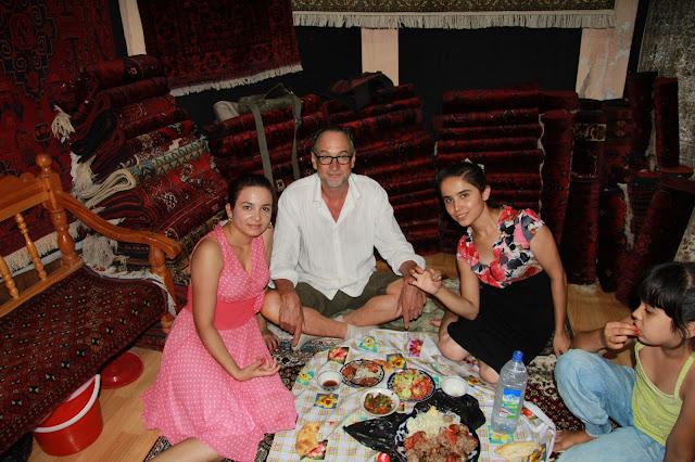 Ouzbékistan, Boukhara, Madina, Rushana, © L. Gigout, 2012