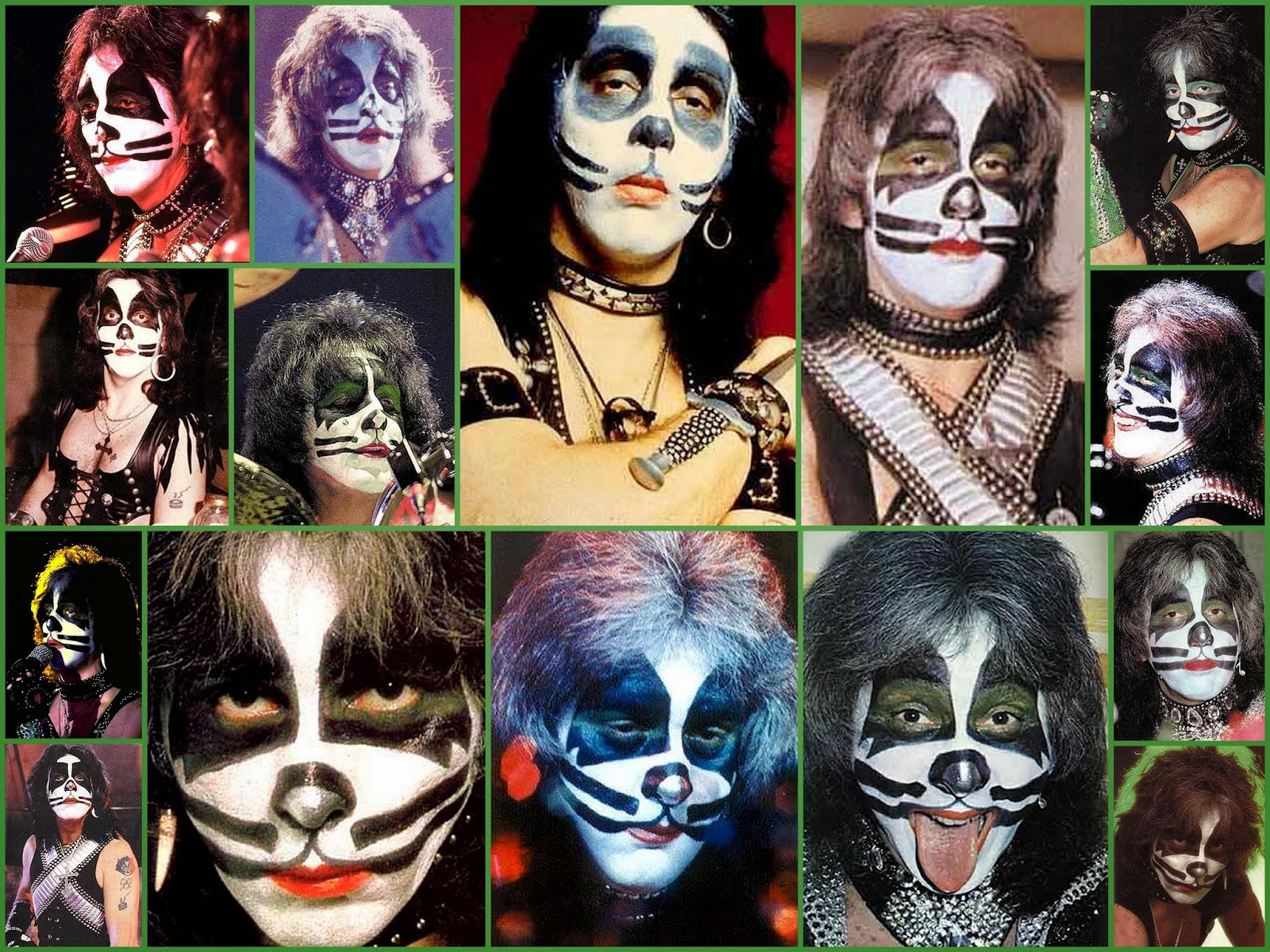 Frehley Makeup 70s Ace No