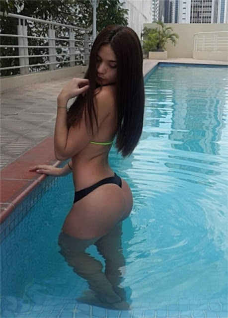 Hot girls Maritzabel Freitas super Venezuela model nude 5