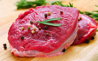 Thịt bò cung cấp kẽm cho cơ thể