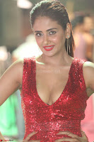 Parul Yadav in Sleeveless Deep Neck Red Gown at IIFA Utsavam Awards March 2017 026.JPG
