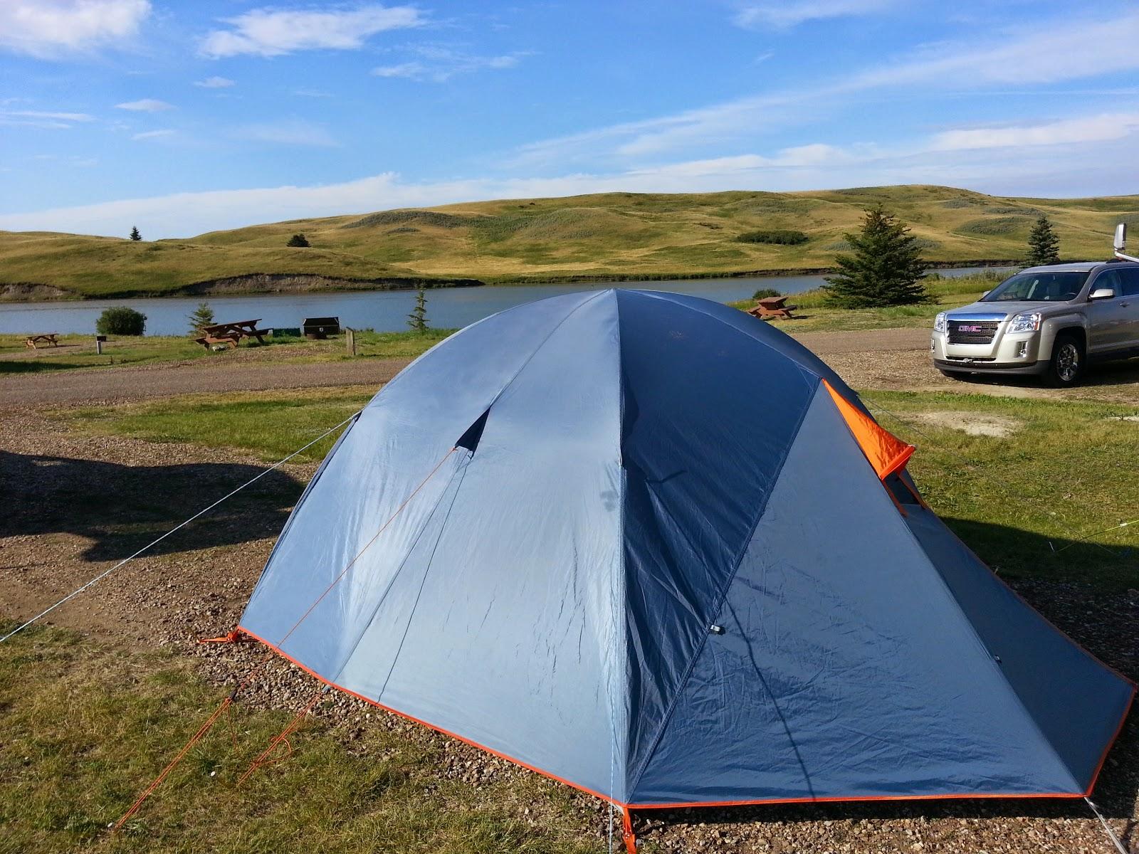 Firerock Campground, Cypress Hills Provincial Park