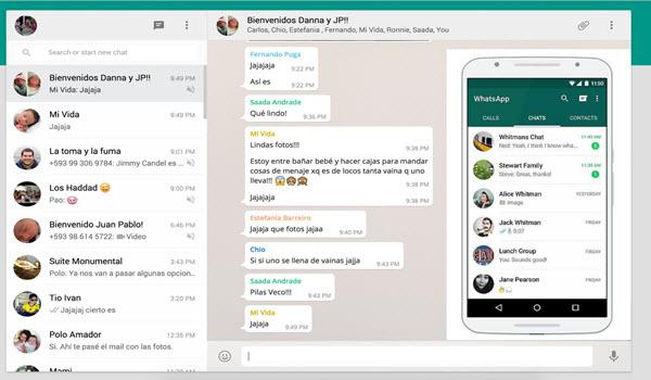 """كيفية  فتح واتس اب ويب """" WhatsApp Web """" على جهاز الكمبيوتر [خطوات سهلة و بسيطة]"""