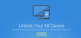 Description: Tutorial Cara Unlock Bootloader Semua HP Xiaomi