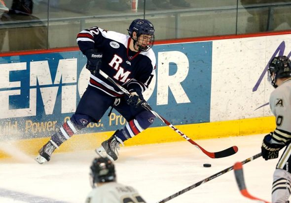 new style 5a643 9b441 Bobcats Hockey Blog: Scouting the enemy: Robert Morris Colonials