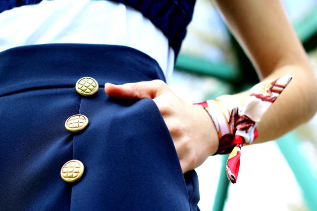 Culotte y top